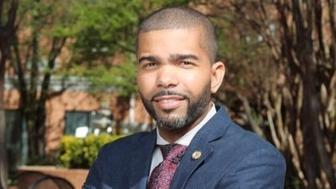Chokwe Antar Lumumba 34 won the Democratic primary for mayor of Jackson Mississippi on Tuesday May 2 2017