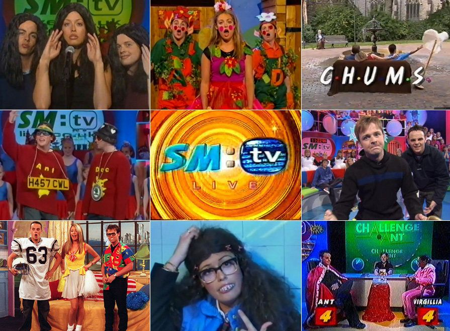 14 Things Ant, Dec And Cat Absolutely Have To Include In The 'SM:TV Live'
