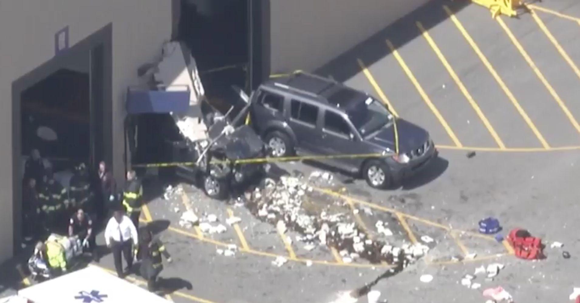 3 Dead More Than A Dozen Injured After Car Speeds Through