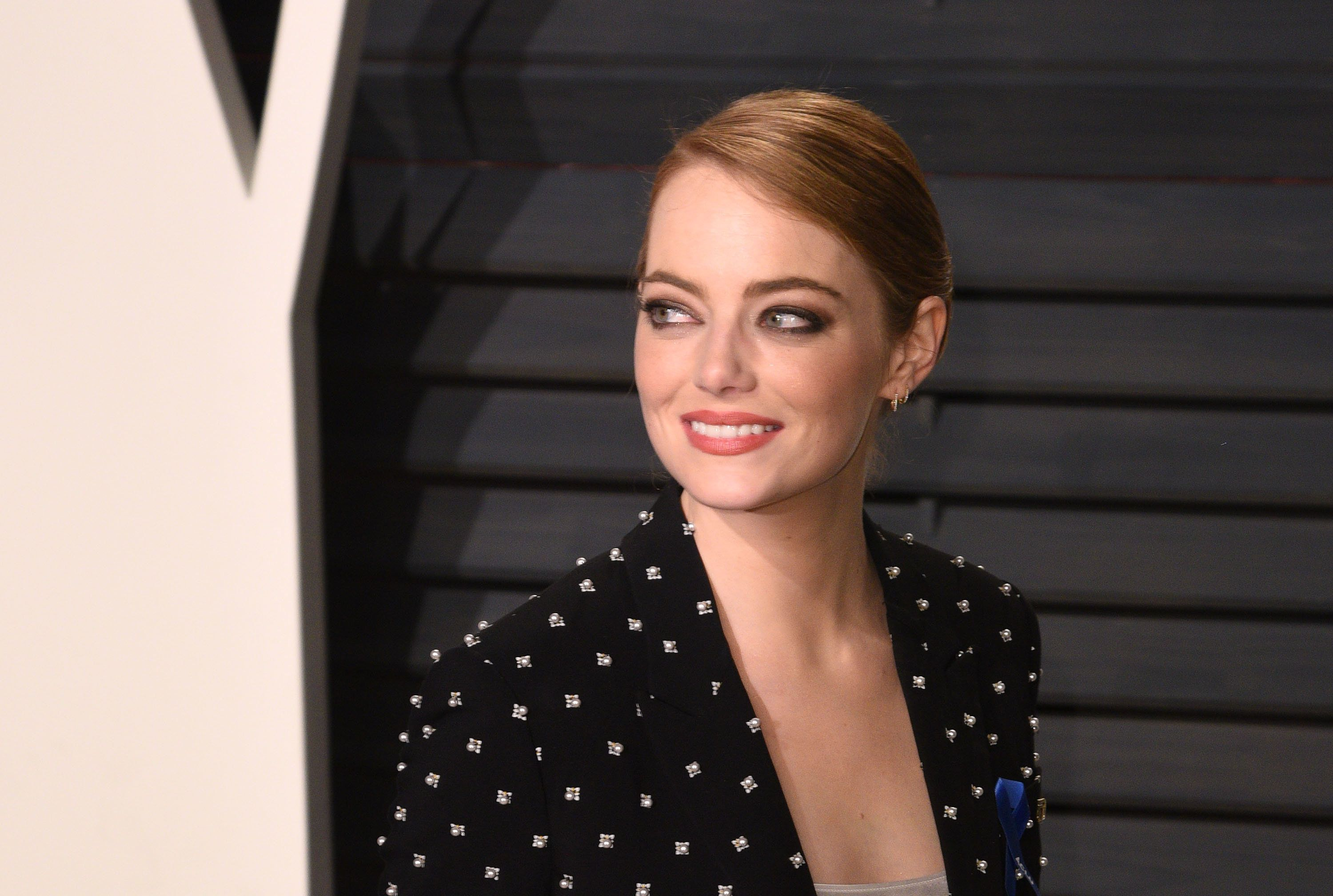 Emma Stone Sent A Corsage To The Teen Who Asked Her To