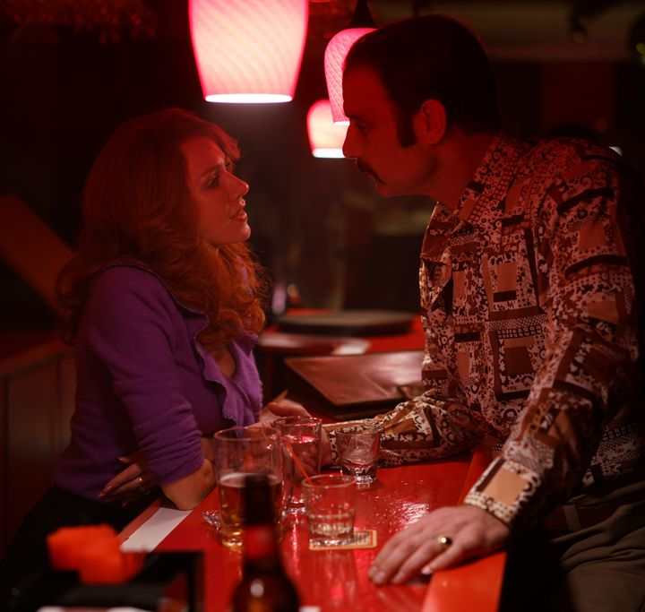 "Naomi Watts and Liev Schreiber in ""Chuck."""