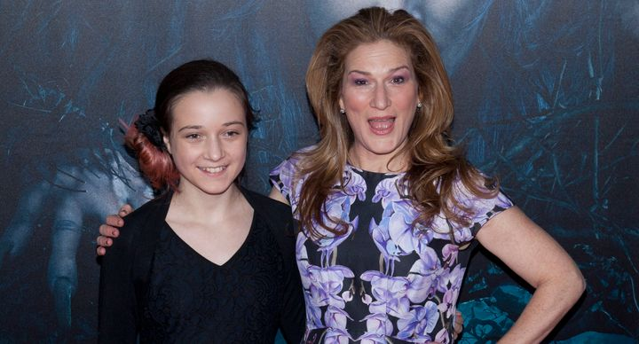Ana Gasteyer has a 14-year-old daughter and 9-year-old son.