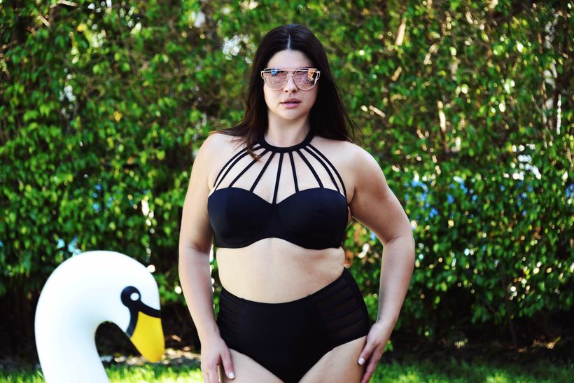 745c92f230b 5 Bathing Suits That Every Plus Size Woman Should Own!
