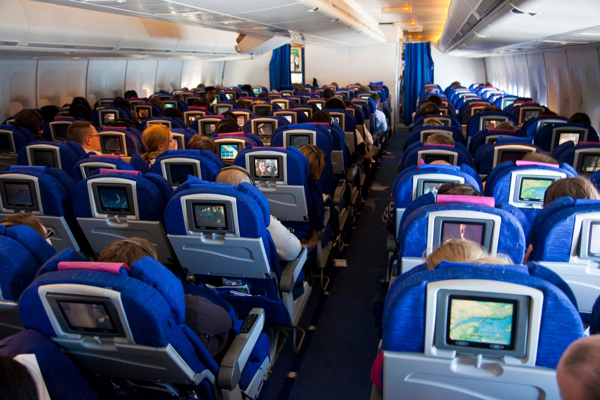 Airlines Have Basically Given Up On Trying To Make Us