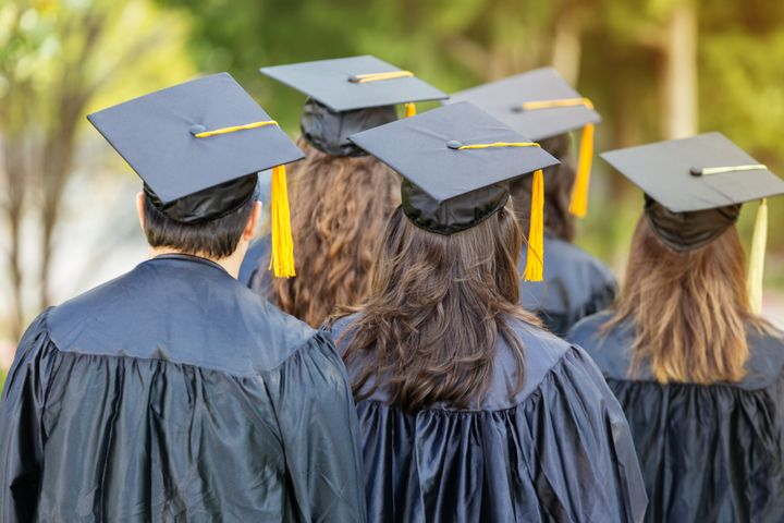 Why I Wear My Cap And Gown — And Why Students Should, Too | HuffPost