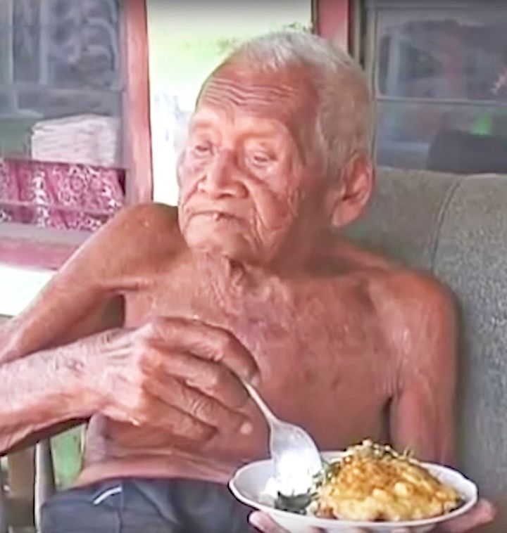 Longtime Indonesian resident Sodimedjo, aka Mbah Gotho, has died at the alleged age of 146. If officially verified, that woul