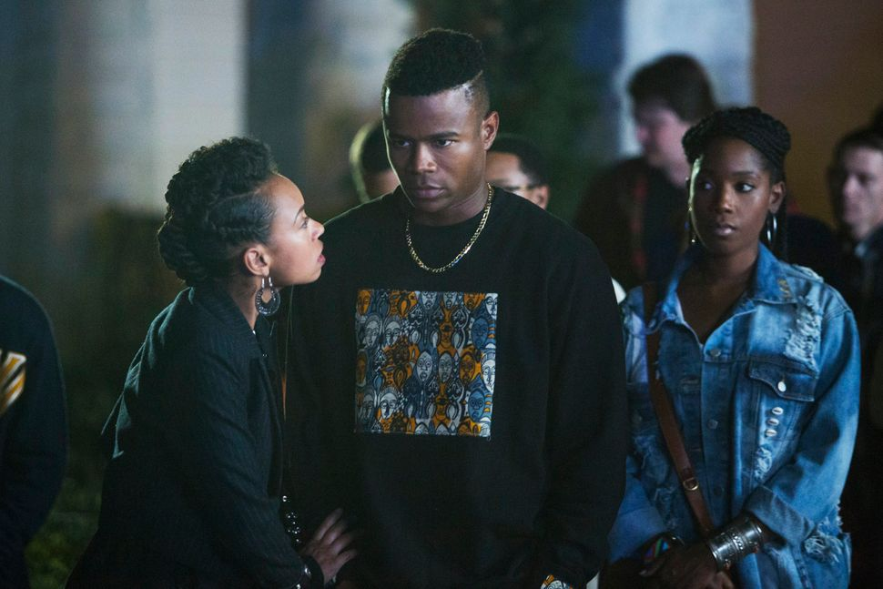 Dear White People' Cast Shares Exclusive Details From Episode 5's