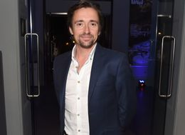Richard Hammond Insists His Stunt Days Are Behind Him, After Latest 'Grand Tour' Injury
