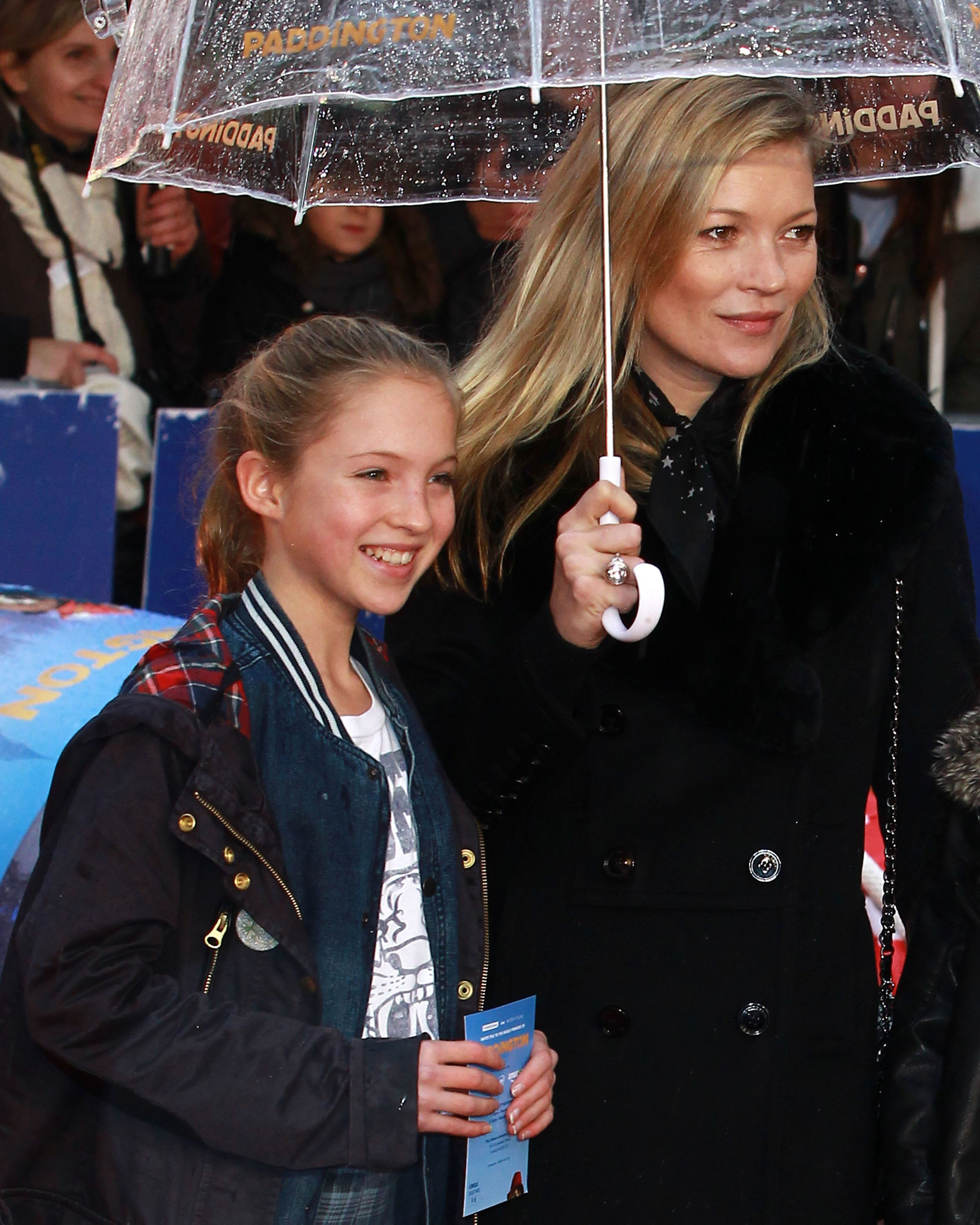 Kate Moss' Daughter Lands Her First Modelling