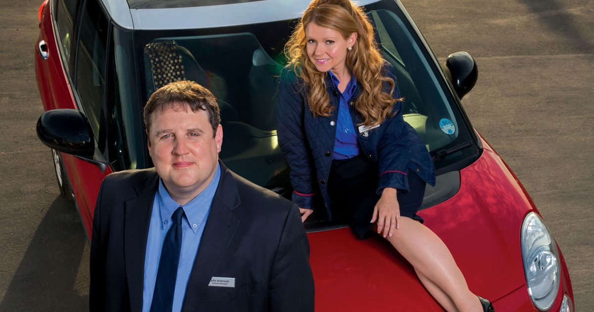 Peter Kay Is Bringing Back Car Share For One Final Spin To 'Cheer Up' The Nation