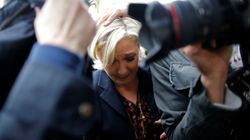 Marine Le Pen Just Got Egged