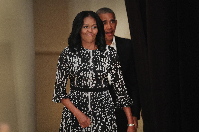 Sotu michelle obama dress 2018 summer