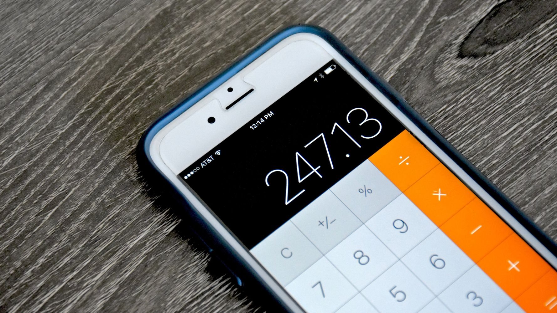 This Swipe Trick For iPhone's Calculator App Is Blowing People's