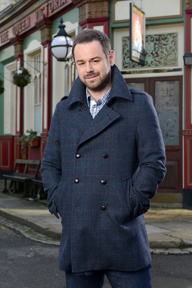 Danny Dyer is on his way back to