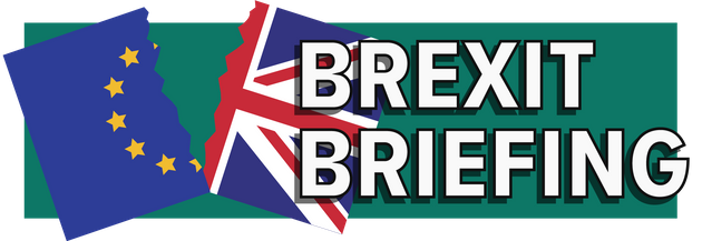 Brexit Briefing: EU Keep Pushing My Love Over The