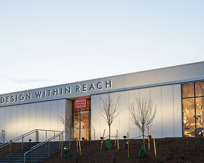 Design Within Reach, Westfield Mall, Paramus