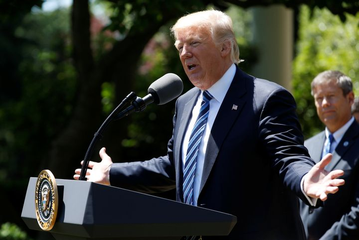 As a candidate, President Donald Trump used his opposition to Medicaid cuts to distinguish himself from his Republican r
