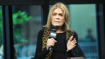 NEW YORK, NY - MAY 01: Journalist and feminist  Gloria Steinem attends Build Series to discuss 'You Don't Look Your Age' at Build Studio on May 1, 2017 in New York City.  (Photo by Desiree Navarro/WireImage)