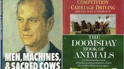 Prince Philip Has Written 14 Books And They Look