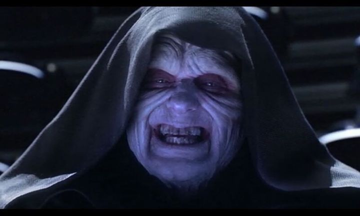 Dictator Sidious is a happy boy.