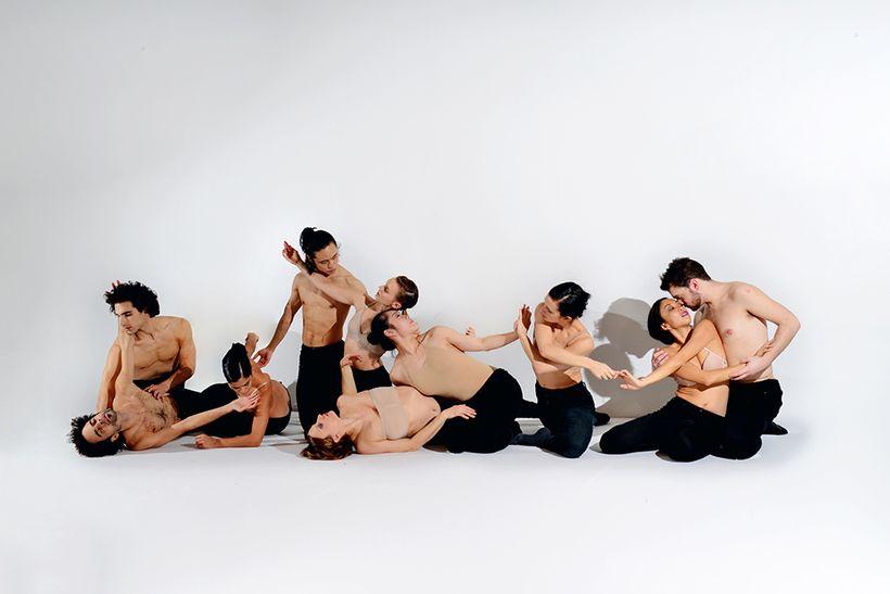 KYL/Dancers in Santuario