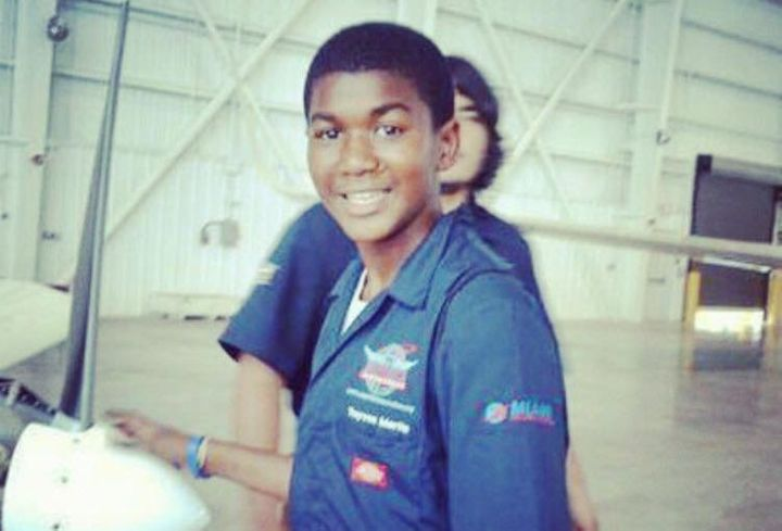 Trayvon Martin was killed in 2012 by a neighborhood watchman.
