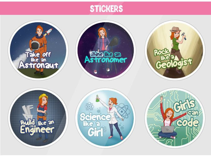 Smore also includes math and logic puzzles, fun trivia and encouraging stickers.