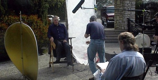 John Mulholland interviews Charlton Heston for <em>The True Gen.</em>