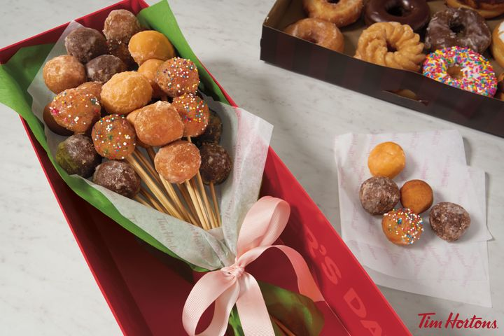 Donut Bouquets Are The Way To Go For Relationships