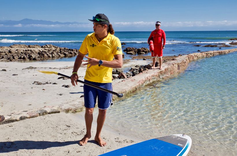 Learning SUP from a pro