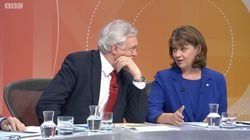 Leanne Wood 'Won't Be Intimidated' By David Davis On BBC Question