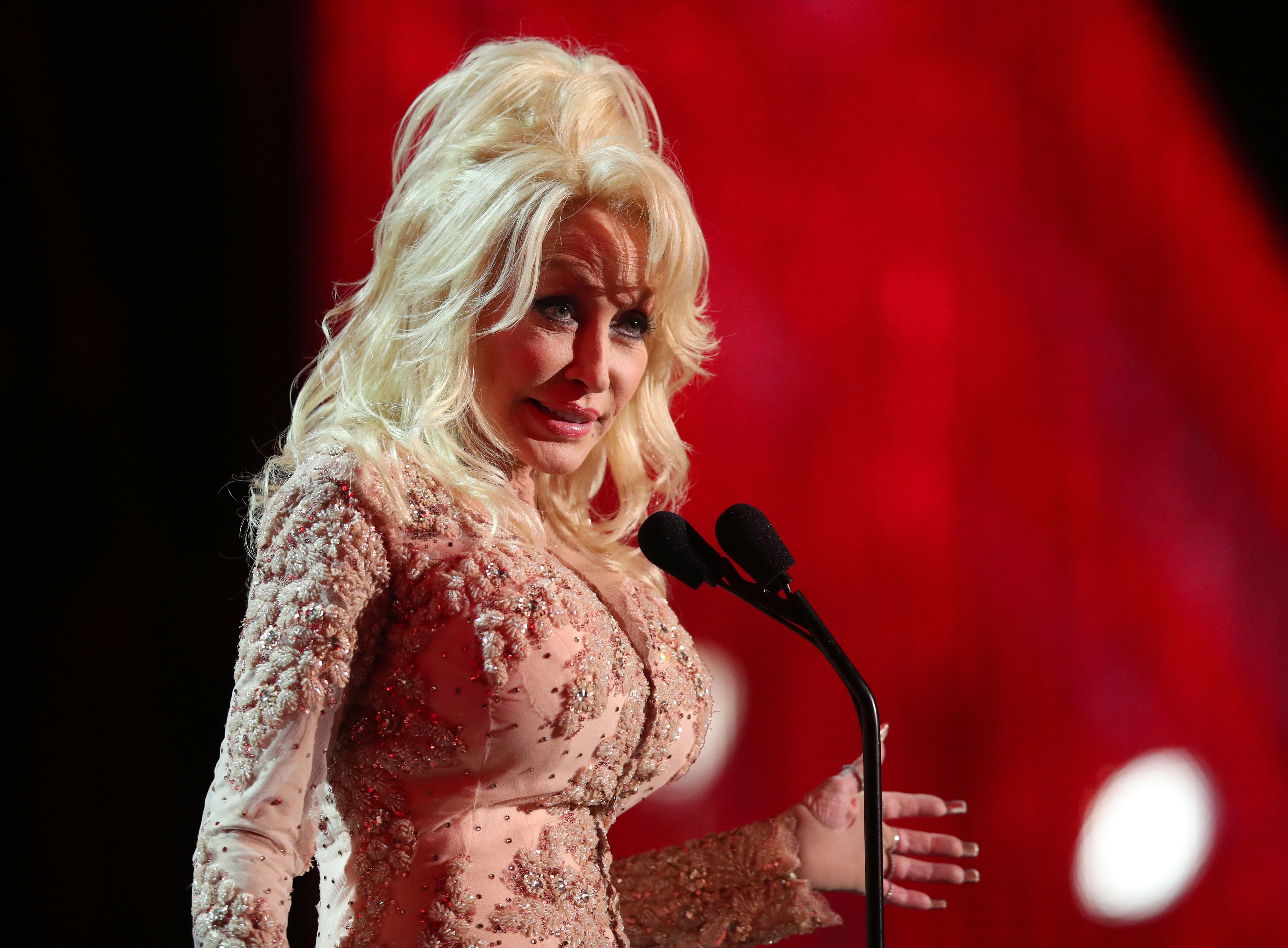 Dolly Parton Reveals She Once Considered Suicide, But Was Saved By Her