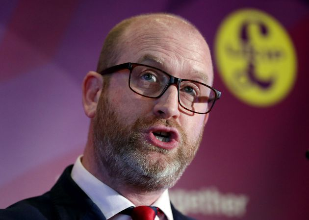 Local Election Results: Paul Nuttall Says Ukip Happy To Lose Seats To Tories For