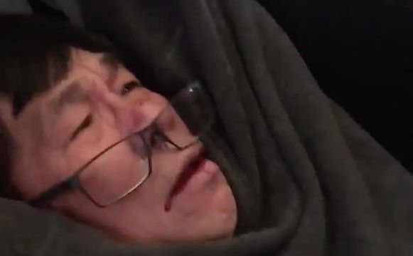 David Dao was forcibly dragged from a United Airlines