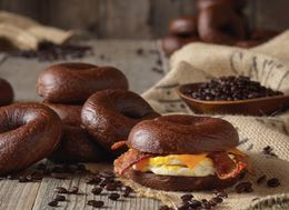 This Caffeine-Infused Bagel May Change Breakfast Forever