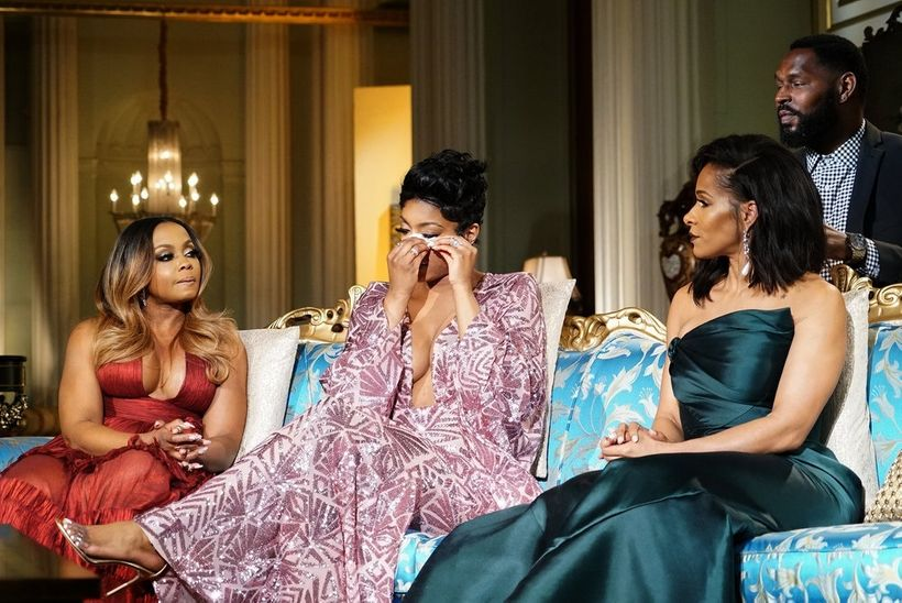 'RHOA' Reunion Leaves Phaedra Parks Telling the Truth