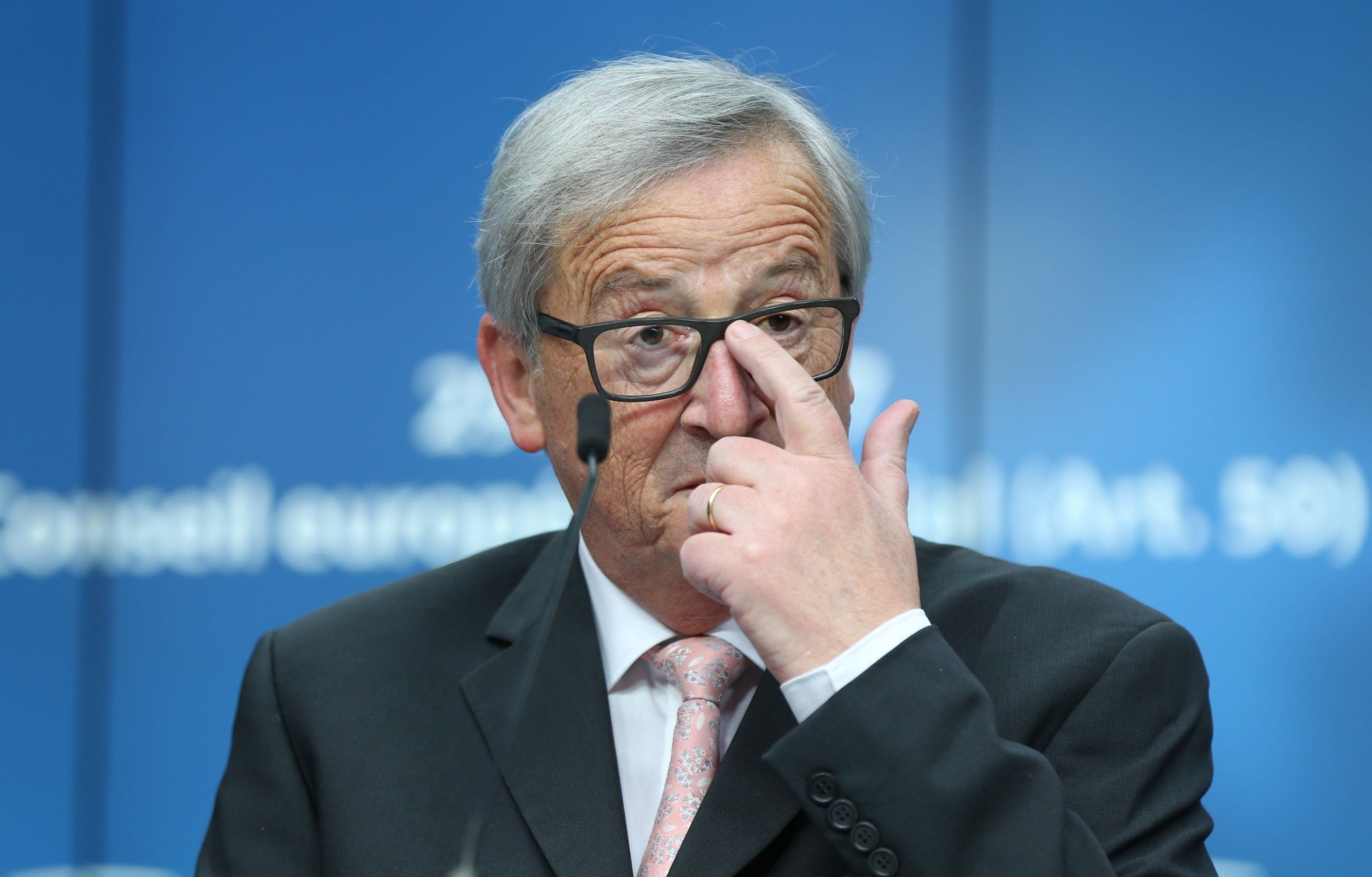 The EU President Joked About English After Brexit And People Got Very