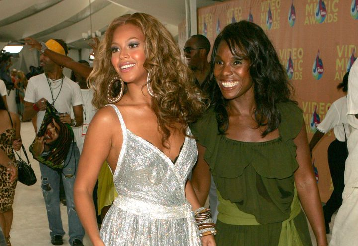 Yvette Noel-Schure has worked withBeyoncé since she was in the group Destiny's Child.