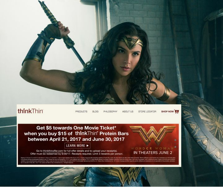WONDER WOMAN Shines In New Poster & Magazine Cover