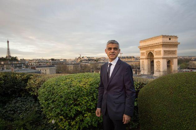 London Mayor Sadiq Khan has put improving air quality among his top
