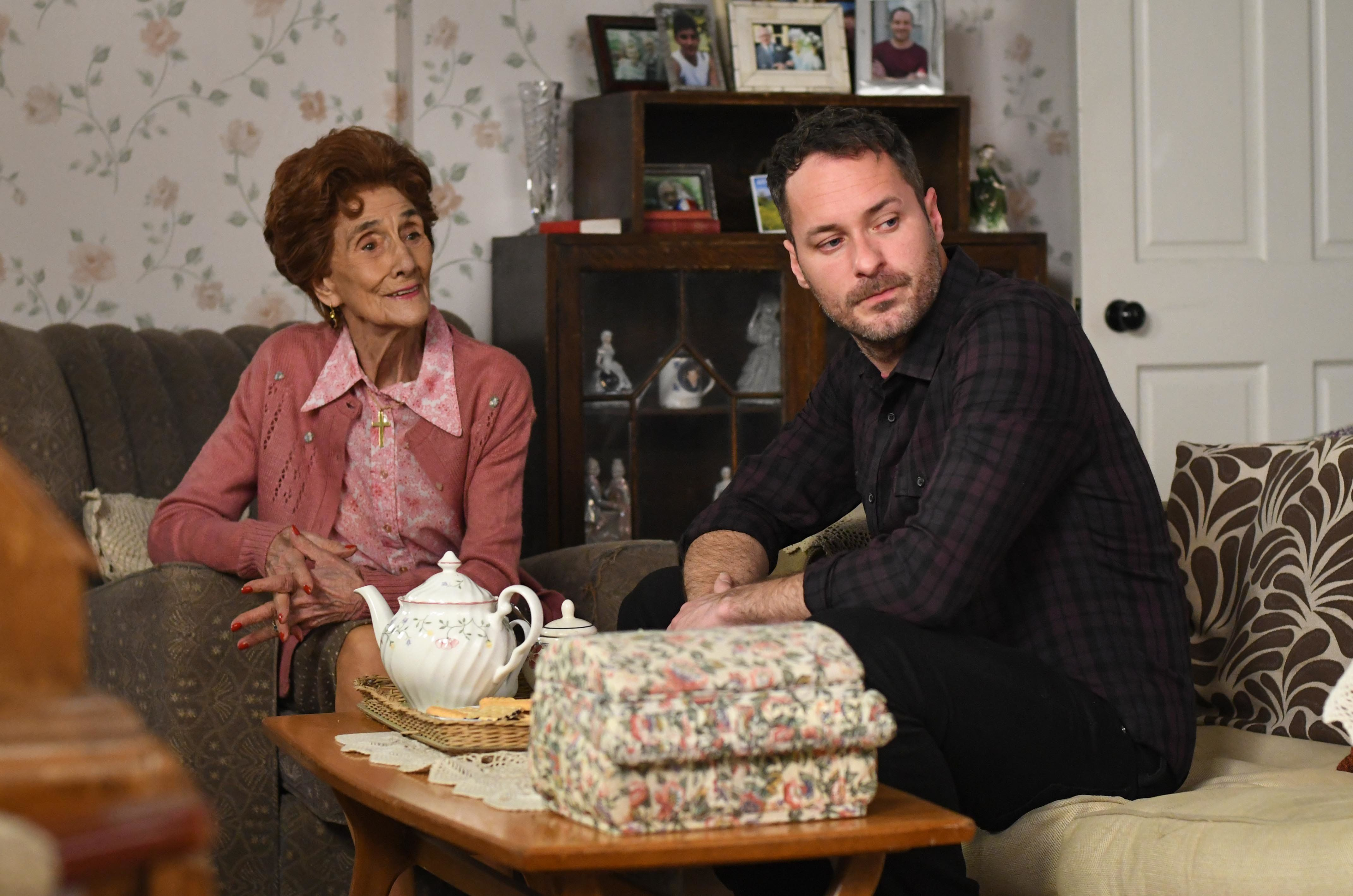 Spoiler! Is Charlie Cotton's 'EastEnders' Return All That It