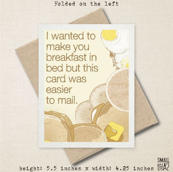 "$3.50, <a href=""https://www.etsy.com/listing/179101520/breakfast-in-bed-mothers-day-greeting"" target=""_blank"">StudioFusco</a>"