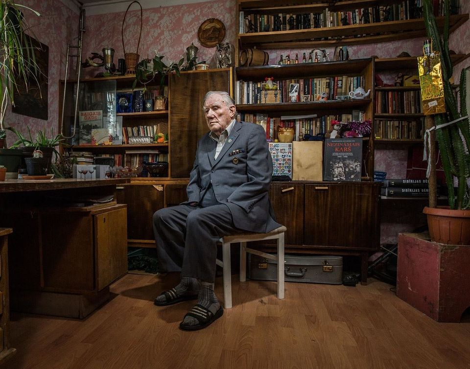 World War II Veterans From Around The World Tell Their Own Moving