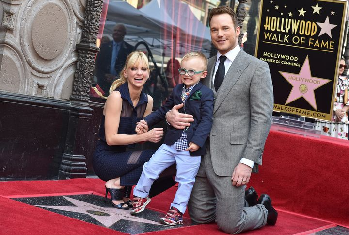 chris pratt talking about his son is the sweetest huffpost life