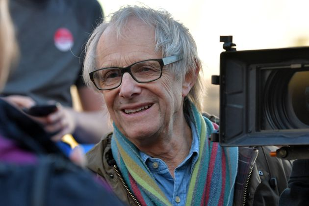 Filmmaker Ken Loach, one of Corbyn's biggest supporters in the arts, was there. But Andy Burnham