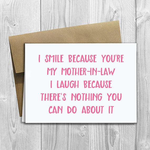 10 Mother's Day Cards For A Mother-In-Law You Really