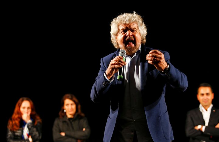 Italy will be the next country tested by this liberalism challenge -- and Beppe Grillo's Five Star Movement is center stage.