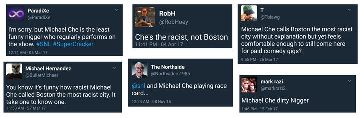 """""""Non-racists"""" on Twitter attack MichaelChe"""