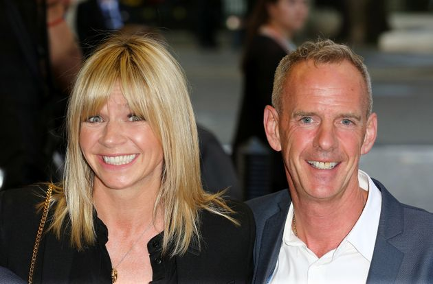 Zoe split from her husband of 18 years, Norman Cook, last