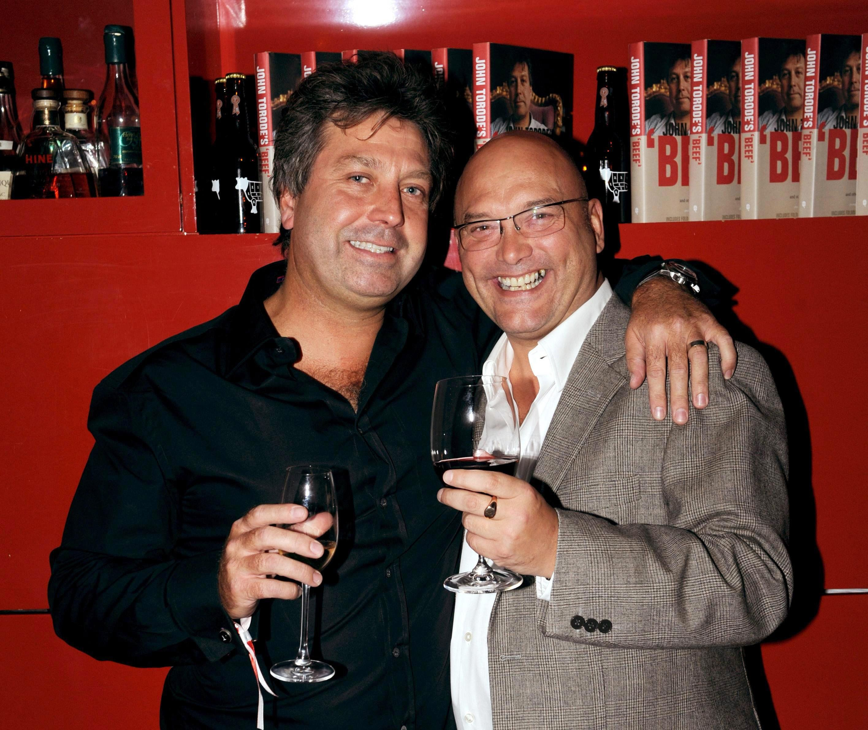 John Torode Has Massively Backpedaled On Those Comments About Not Being Mates With Gregg